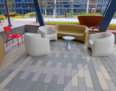 Stepstone, Inc is a manufacturer of Precast Concrete Pavers, Wall Caps, Stair Treads and Pool Coping with National Distribution. Google Headquarters, Pool Coping, Precast Concrete, Stair Treads, Stairs, Patio, Outdoor Decor, Wall, Home Decor