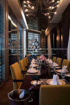 private dining @ la luce wine & dine, jakarta - indonesia | my