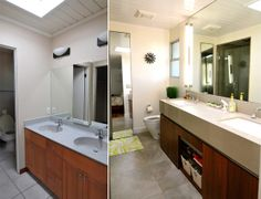 A remodeled mid century Eichler