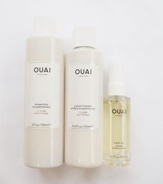 Pronounce it 'way'! The name of this range is a play on the French, oui – from what I understand, a more casual version. Founder of Ouai Hair Care, Jen Atkin, really strikes a nerve when she talks about the 'over-stimulated consumer'. Yes! We are all this right now, so despite the fact that Jen…