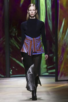 Thakoon Ready To Wear Fall Winter 2015 New York