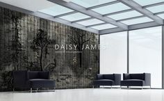 DAISY JAMES wallcover The Concert