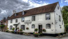 The Village pub, East Meon, Hampshire British Pub, Great British, English Inn, Hampshire England, Pub Signs, Pub Bar, Uk Homes, Glasgow, Genealogy