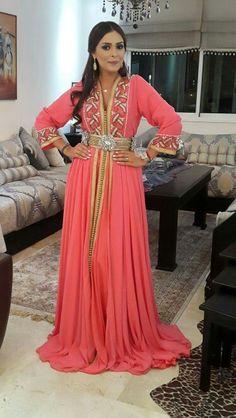 Moroccan takchita #moroccancaftan