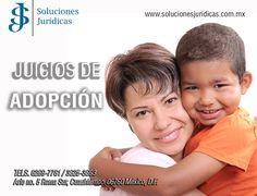 Juicios de adopción  Ario 5 Roma Sur, Cuauhtémoc, México D.F. http://www.solucionesjuridicas.com.mx/