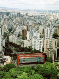 Lina Bo Bardi: MASP - Museu de Arte de São Paulo, Brazil, 1957-68