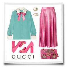 """Styling Gucci"" by youaresofashion ❤ liked on Polyvore featuring Gucci and gucci"