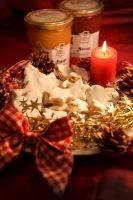 Recette des Confitures du Climont - Calissons de Noël alsaciens