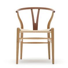 Wegner-Stuhl CH 24 Y-Wishbone Chair Spezial von Wegner im Designlager Dülmen