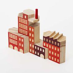 Blockitecture – Factory – D.A.D