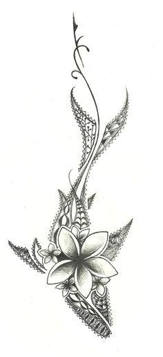 Resultado de imagem para tubarao vetor tattoo