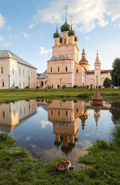 Ростов Великий. В Кремле.