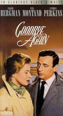 Goodbye Again (1961) Poster