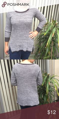 Knitted Sweater Trendy side zippers, stretchy and very comfy! Kaisley Sweaters