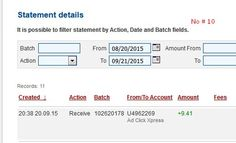 Ad Click Xpress ...where something good happens everyday! Here is my Withdrawal Proof from AdClickXpress....AGAIN! I get paid daily and I can withdraw daily. Online income is possible with ACX, who is definitely paying - NO SCAM HERE!!! AdClickXpress is the best online opportunity for all who want to make money. Making Money At ACX Is Simple and fun!You can make money from your home! If I can do it,YOU can do it,because it's fun and easy! Join me and let's make money together…