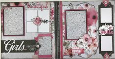 Dog Scrapbook, Scrapbook Page Layouts, Scrapbook Pages, Sketch 2, Dog Cards, Gallery Wall, Arts And Crafts, Kiwi, Paper