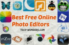 Best Free Online Photo Editors for All Your #Photo #Editing Needs http://www.tech-wonders.com/2016/05/edit-photos-online-best-free-online-photo-editors.html