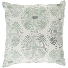 Whitney Pillow in Mint
