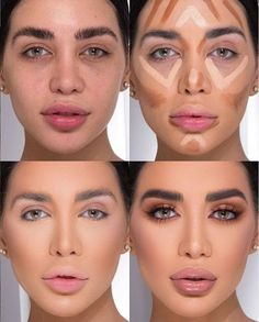 Easy Conture And Hignlight Makeup Tutorial Step By Step Ideas For Prom - Page 2 . - Easy Conture And Hignlight Makeup Tutorial Step By Step Ideas For Prom – Page 2 of 22 – Fashion - Highlighter Makeup, Contour Makeup, Eye Makeup, Face Contouring, How To Contour, Contouring Products, Fall Makeup, Prom Makeup, Makeup Tutorial Step By Step