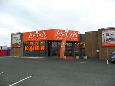 Plus de 1000 id es propos de nos magasins sur pinterest for Aviva cuisine lyon