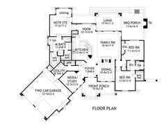 2091 sq ft floor plan with bonus over garage, great interior layout with 3 bedrooms down and office/study