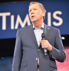 Ohio Gov. John Kasich, who gained a reputation for seeking a middle ground on LGBT rights, suspended his bid for the White House on Wednesday.