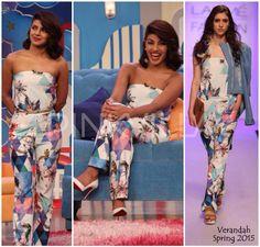 Yay or Nay : Priyanka Chopra in Verandah