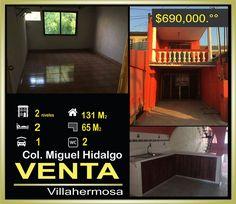 Casa en venta en Miguel Hidalgo $690,000
