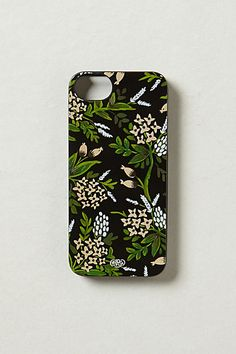 Forest Flowers iPhone Case.