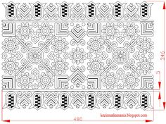 írásos párna, rózsás minta AutoCad-ben készítettem Hungarian Embroidery, Folk Embroidery, Embroidery Patterns, Autocad, Egg Art, Chain Stitch, Folk Art, Sketches, How To Plan