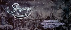 SCROOGE (1970) movie title #Christmas #christmasmovies #typography #lettering