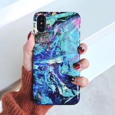 New Geometric Holographic Colorful Design Case for iPhone 6 S Plus, Design Case, Iphone Models, Holographic, Iphone 8 Plus, Cover, Iphone Cases, Make It Yourself, Geo