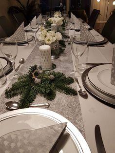 Julebord, Christmas table