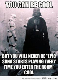 Star Wars humor – Do not under estimate the nonsense   PMSLweb