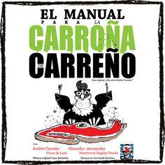 Cabaret Misterio presenta: Manual para la carroña de Carreño