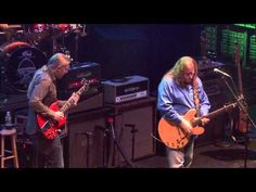 "Allman Brothers, Into The Mystic - The Allman Brothers Band performs Van Morrison's ""Into the Mystic"" on 12/3/2011 at the Orpheum Theater, Boston, MA."