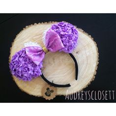 Check out our mickey ears selection for the very best in unique or custom, handmade pieces from our headbands & turbans shops. Disney Mickey Ears, Tangled, Headbands, Turbans, Family Goals, Madness, Unique, Diy, Handmade