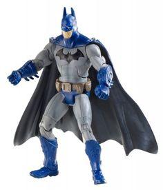 Brinquedo Mattel DC Batman Legacy Edition Series 2 Action Figure 2Pack Batman Catwoman FULL COLOR Arkham City