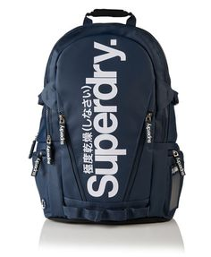 Superdry Mega Ripstop Tarp Backpack