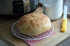 Weißbrot – ohne Kneten und ohne Backen!   Crocky-Blog