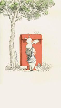 【插画家Coniglio小胖妮儿和兔子的...