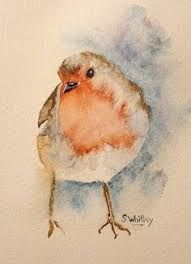 Image result for watercolour xmas bauble