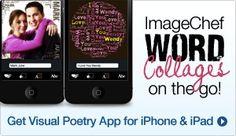 ImageChef - Visuelle Poetry für Facebook oder Email Grüße