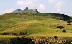 Middledale pass / Drakensberg scenery                 Daan Prinsloo