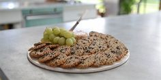Try this Oaty biscuits recipe by Chef Olivia.This recipe is from the show The Great Australian Bake Off.