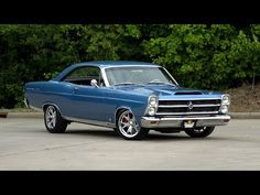 Pontiac Tempest, Ford Classic Cars, Old Fords, Ford Fairlane, Tuner Cars, Ford Trucks, Muscle Cars, Vintage Cars, Dream Cars