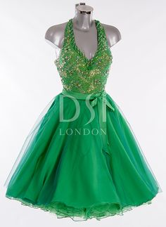 As worn by Frankie Bridge for her Waltz with Kevin Clifton in Week 1. Designed by Vicky Gill, produced by DSI London.