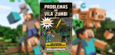 #DicadeLivro Problemas na Vila Zumbi - publicado pela Galera Junior | Grupo Editorial Record