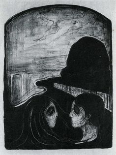 Edvard Munch    Attraction   See the best #Art installations in New York at www.artexperience...