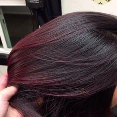 Top 100 burgundy ombre photos Late night Merlot  #hairbyjamiecramer • • • • • #merlot #cabernetsauvignon #wine #winehair #redhair #burgundyhair #ronburgundy #ombre #balayage #redombre #burgundyombre #pulpriothair #undercut #hairtattoo #hairvideosbystylists @hairvideosbystylists #modernsalon #americansalon #behindthechair #fckinghair #cosmoprofbeauty #licensedtocreate #prettyhair #shinyhair #straighthair #lob #longbob #hotonbeauty See more http://wumann.com/top-100-burgundy-ombre-photos/